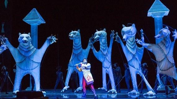Metropolitan Opera Live: The Magic Flute