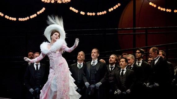 The Metropolitan Opera Live: Manon