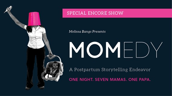 MOMedy - Both Shows Sold Out!!