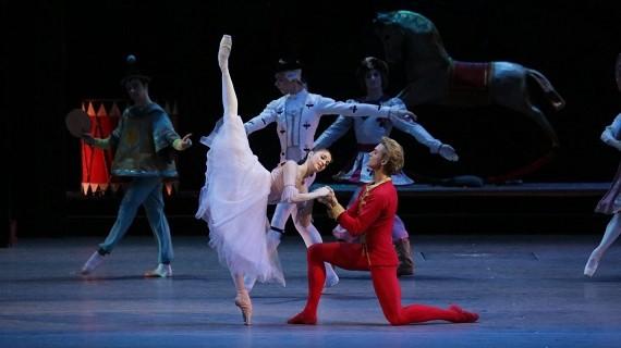The Bolshoi Ballet: The Nutcracker