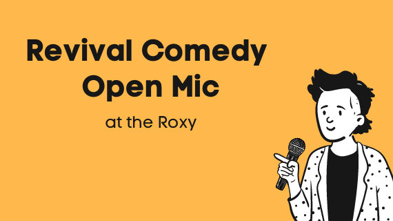 Revival Comedy Open Mic