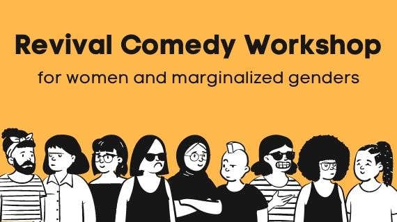 Revival Comedy Workshop