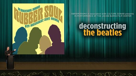 Deconstructing The Beatles' Rubber Soul