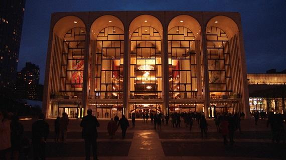 The Met: The Opera House