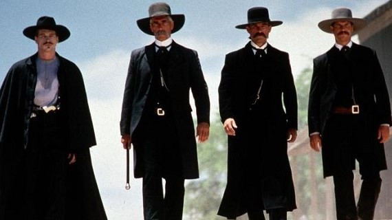 Tombstone in 35mm