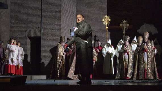 The Met: Tosca