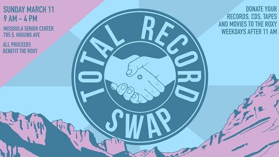 Total Record Swap