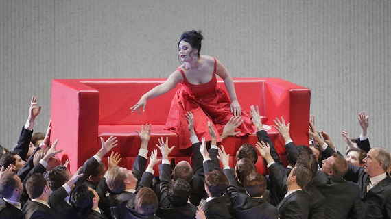 The Metropolitan Opera Live: La Traviata