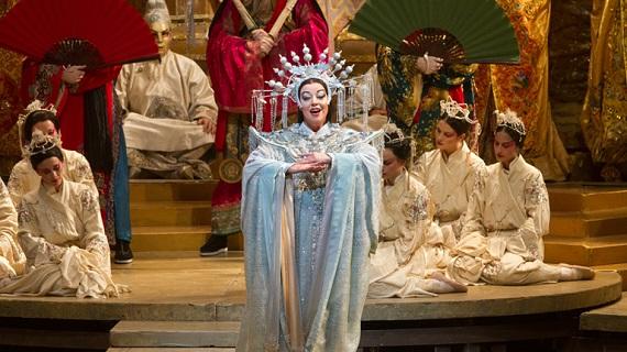 The Metropolitan Opera Live: Turandot