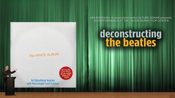 Deconstructing The Beatles' The White Album