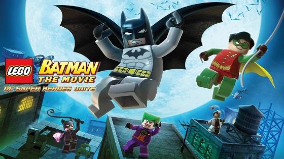Mars Theatre - The LEGO Batman Movie