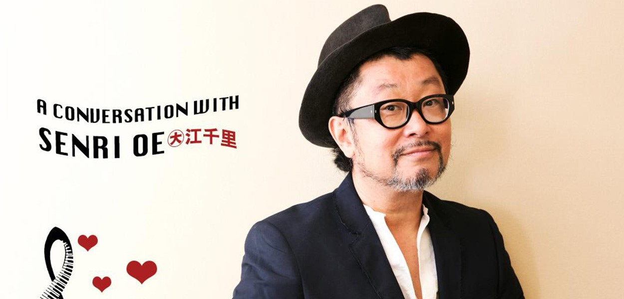 A Conversation with Senri Oe