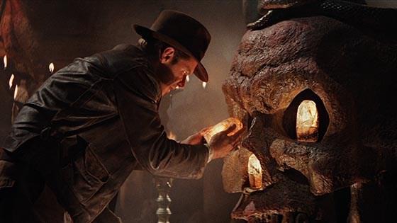 O Cinema - Indiana Jones and the Temple of Doom