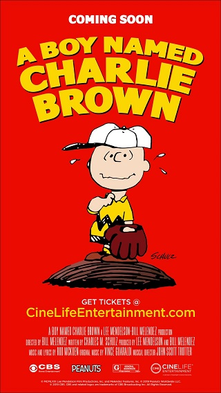A Boy Named Charlie Brown: 50th Anniversary!