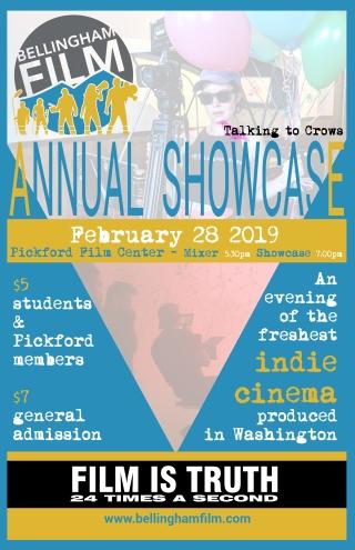 Bellingham FIlm Annual Showcase