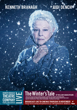 The Winter's Tale (Branagh Theatre Live)