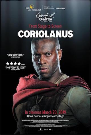 Coriolanus (Stratford Festival on Film)