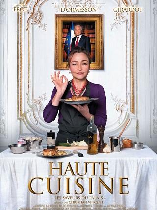 Cinema Thyme: Haute Cuisine