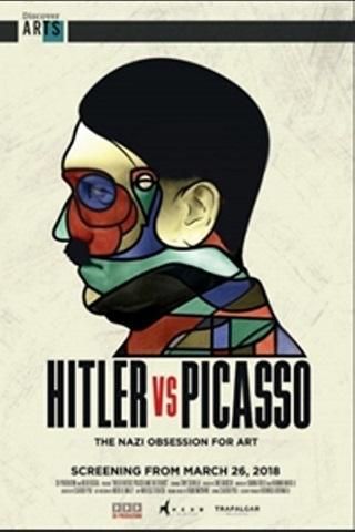 Discover Arts: Hitler vs Picasso
