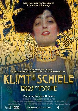 Klimt & Schiele: Eros and Psyche