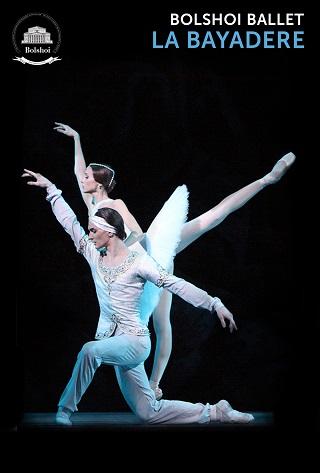 La Bayadere (Bolshoi Ballet)