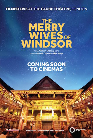 The Merry Wives of Windsor (Globe on Screen)