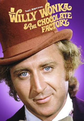 Willy Wonka and the Chocolate Factory in Smell-O-Vision