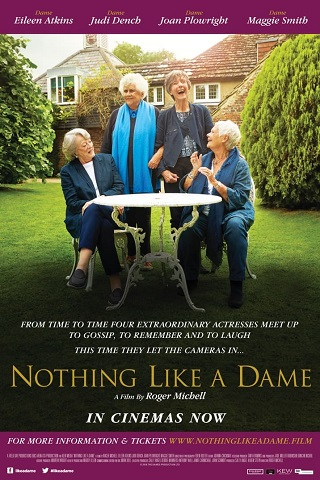 Nothing Like a Dame (Tea with the Dames)