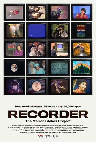 Recorder: The Marion Stokes Project (Indie Lens Pop-Up)