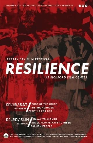 Treaty Day Film Festival- Edge of the Knife + Shorts