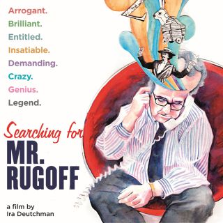 Searching for Mr Rugoff