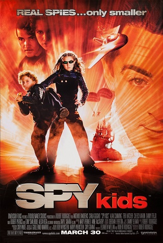Spy Kids (Kid Pickford)