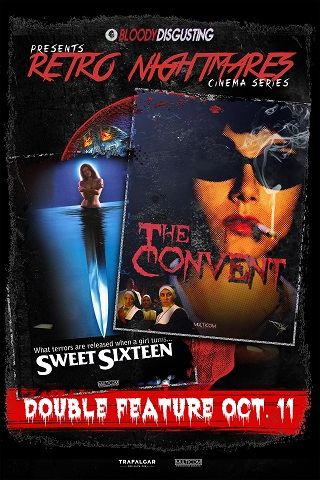 Retro Nightmares: Double Feature! Sweet Sixteen & The Convent