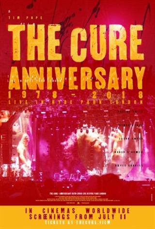 The Cure – Anniversary 1978-2018 Live in Hyde Park