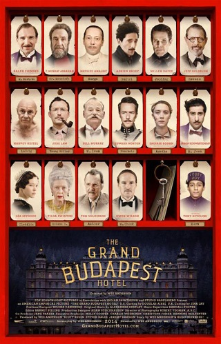 PFC's 20th Anniversary: The Grand Budapest Hotel