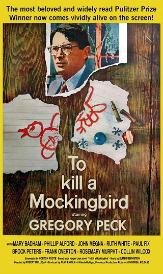 To Kill a Mockingbird (Kid Pickford)