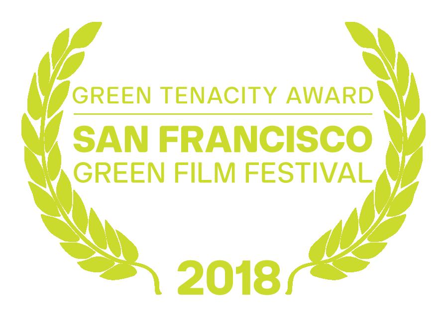 2018 Green Tenacity Award