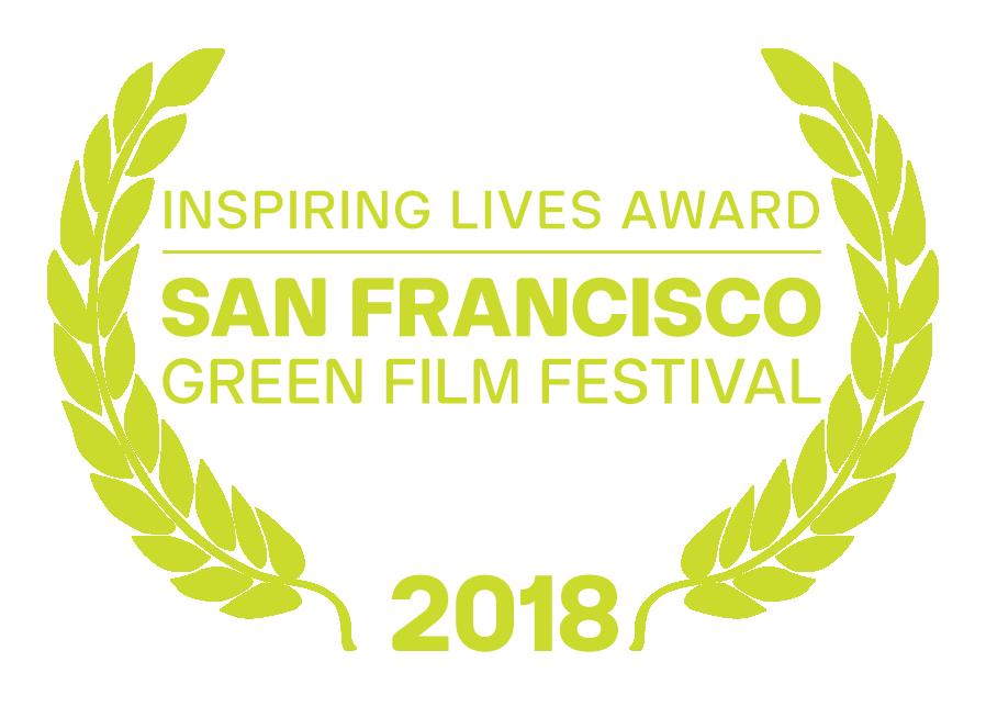 2018 Inspiring Lives Award