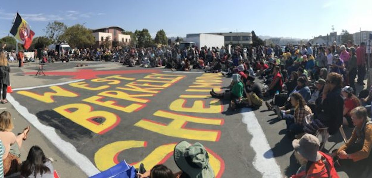 Save West Berkeley Shellmound