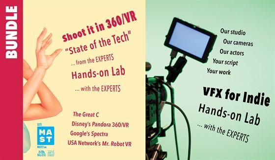 Salt Lake Film Society - Shoot It In 360/VR & VFX Bundle