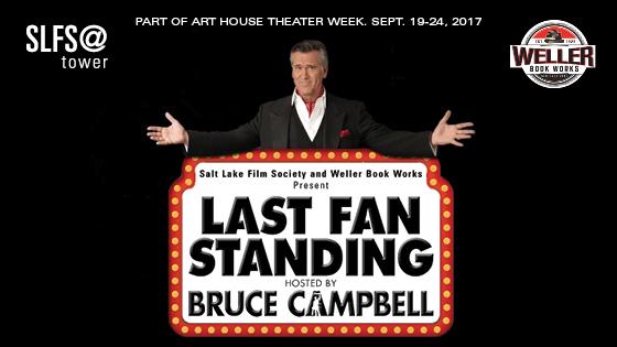 Salt Lake Film Society Last Fan Standing
