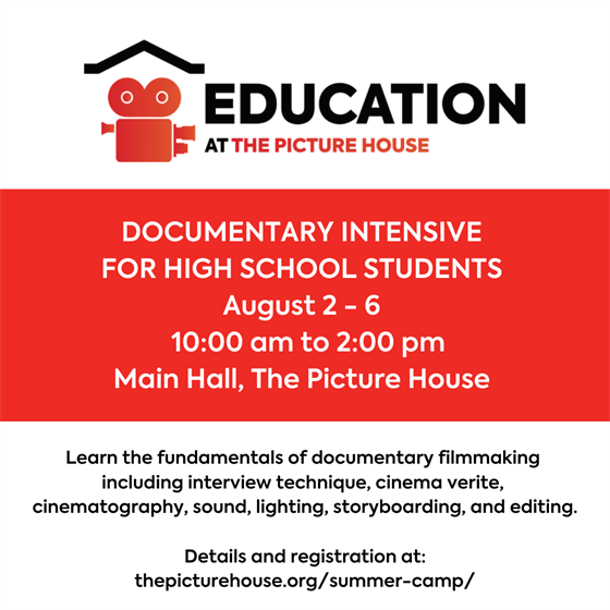 Documentary Intensive for High School Students 2021