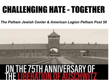 Challenging Hate With The Pelham Jewish Center