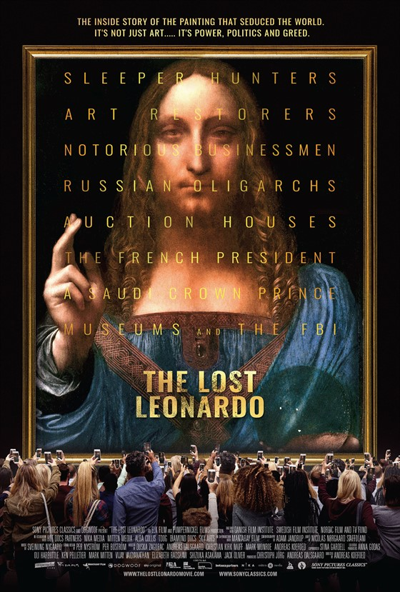 The Lost Leonardo (Vaccination Only)