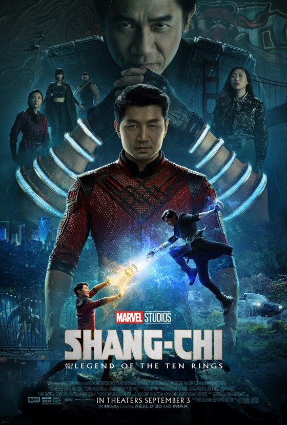 Shang-Chi and the Legend of the Ten RIngs (Vaccination Only)